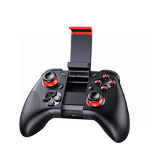 3D Bicchieri di Realtà Virtuale Joystick Wireless Gamepad Controller Bluetooth VR Remote Per iPhone Android Gioco Del Basamento Smart phone(China)