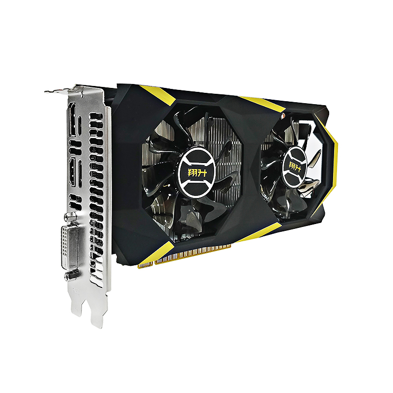 New Original ASL GT1050ti War knife Graphics Card 4G GDDR5 128bit Video Cards for <font><b>nVIDIA</b></font> Geforce GT <font><b>1050ti</b></font> Hdmi Dvi game image