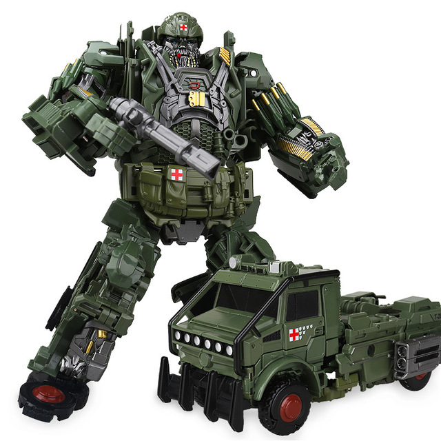 Free shipping Weijiang Oversized Metal Part MW-003 The Last Knight Hound Transformation action Figure robot toys 25cm