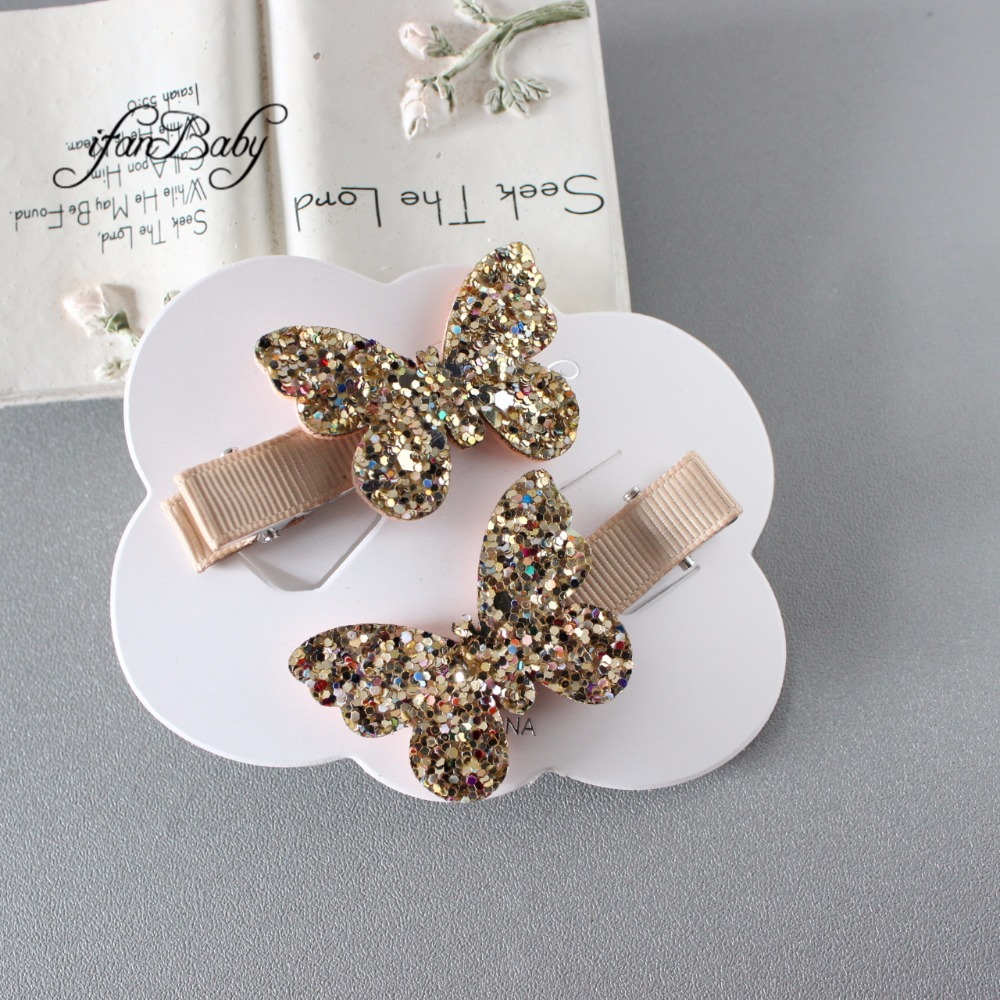 Girl Hair Clips Flower Clips Cute Children Accessories Hair Pin