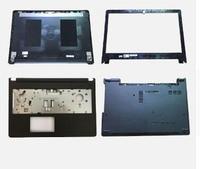 NEW LCD TOP cover For DELL inspiron 15 3558 3559 3552 15 3558 15 3552 LCD bezel cover Palmrest Upper bottom base cover