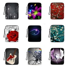 купить 9.7 notebook sleeve laptop Cover waterproof tablet protective Case 10.1 computer bag For iPad Air 2 for ipad pro 9.7 IP-hot10 дешево