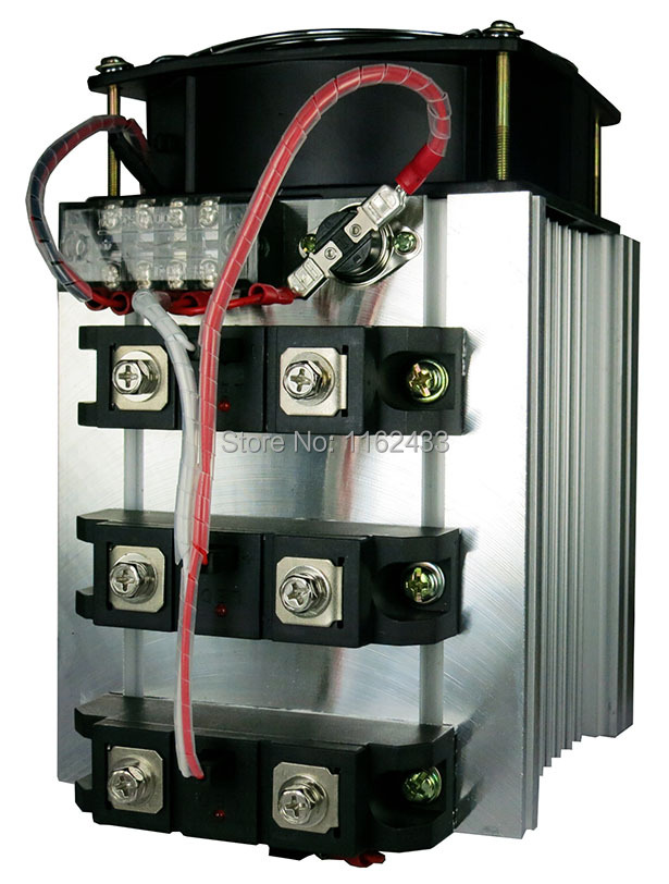 H360ZF-3 three phase DC to AC 60A 24-480Vac industrial grade solid state relay set / SSR setH360ZF-3 three phase DC to AC 60A 24-480Vac industrial grade solid state relay set / SSR set
