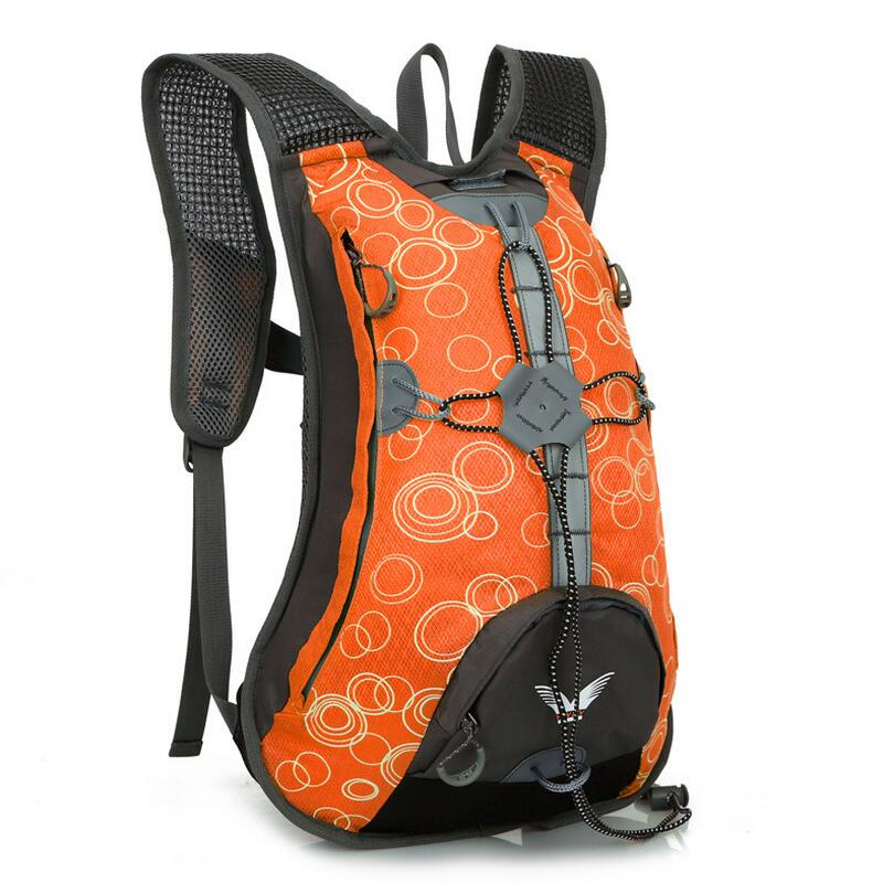 Zaino Borsa Bici Sacchetto blue Bicicletta army Copertura E Colore deep Di Aperta Uomini Mountain Sella Donne 5 Green orange Green Ciclismo Casco Bike Nuova 15l Blue Della A All'aria Sport In qEZYt