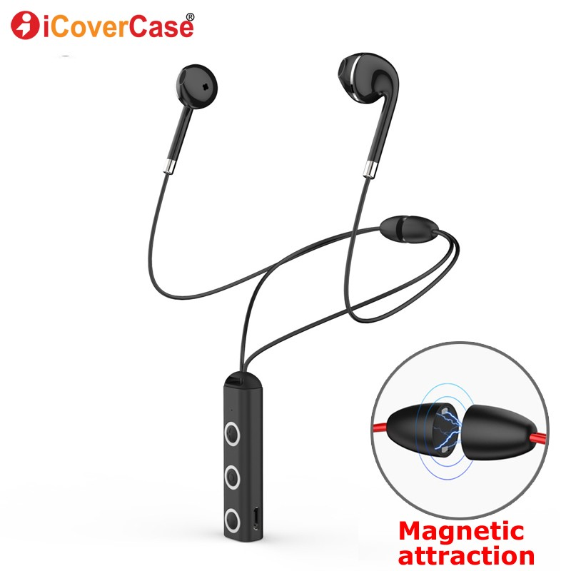 For Xiaomi Redmi 5 Plus 4A 3 3s Note 4X 4 5 pro 5A Prime Y1 Lite Wireless Bluetooth Earphone Earbud Headset Headphones with Mic