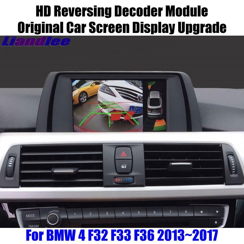 Liandlee HD Decoder Player Rear Reverse Parking Camera