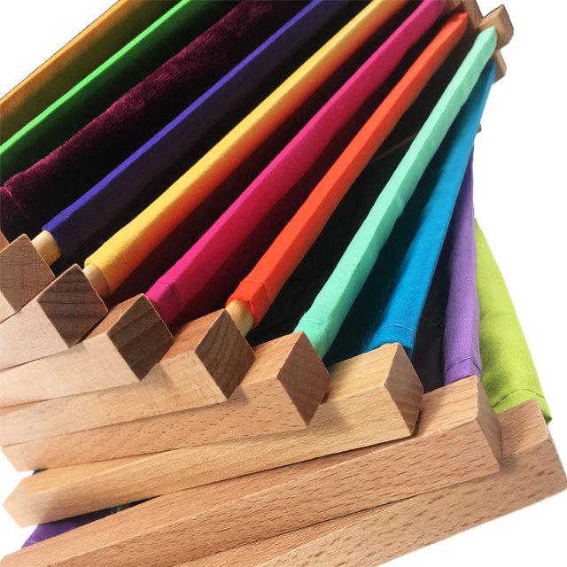 Toys Wood Montessori Practical Life Skill Education