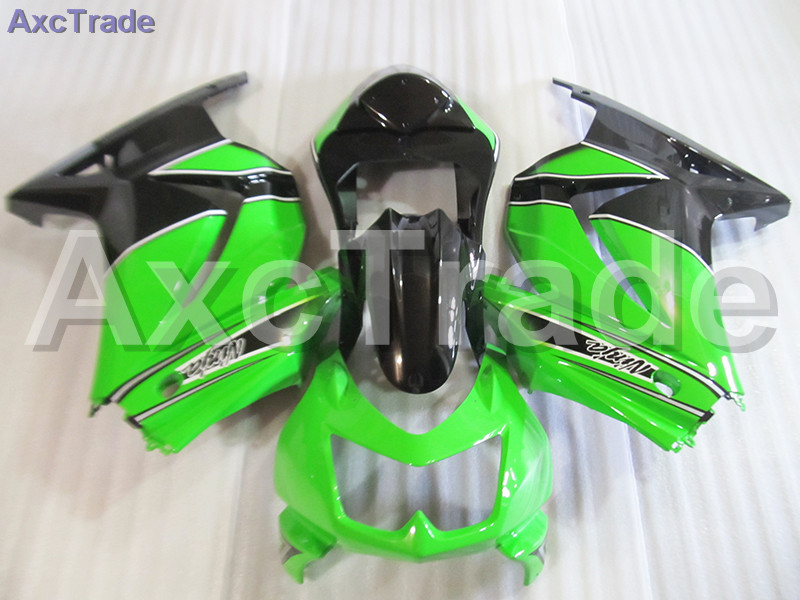 Fit For Kawasaki Ninja 250 ZX250 EX250 2008-2012 08 - 12 Motorcycle Fairing Kit High Quality ABS Plastic Injection Mold Custom plastic tableware box injection mold makers