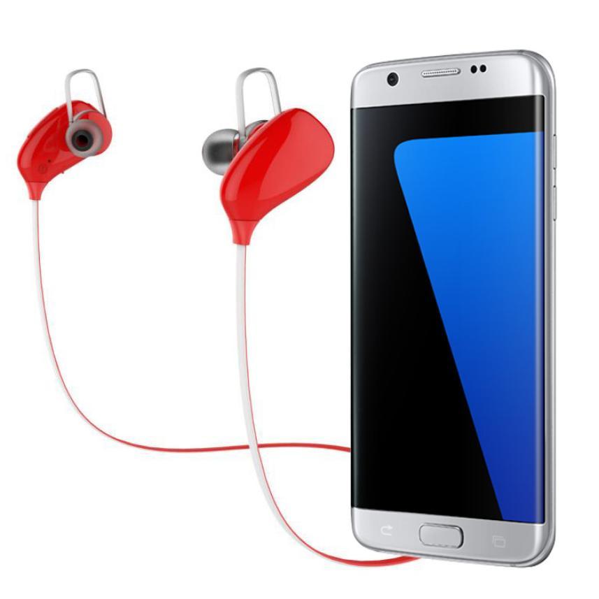 Wireless Bluetooth Headset SPORT Stereo Headphone Earphone For Phone oct13