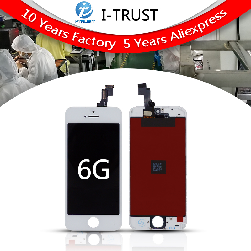 Hot Sale 100 Brand NEW Grade AAA LCD Display For Apple iPhone 6 with Touch Screen