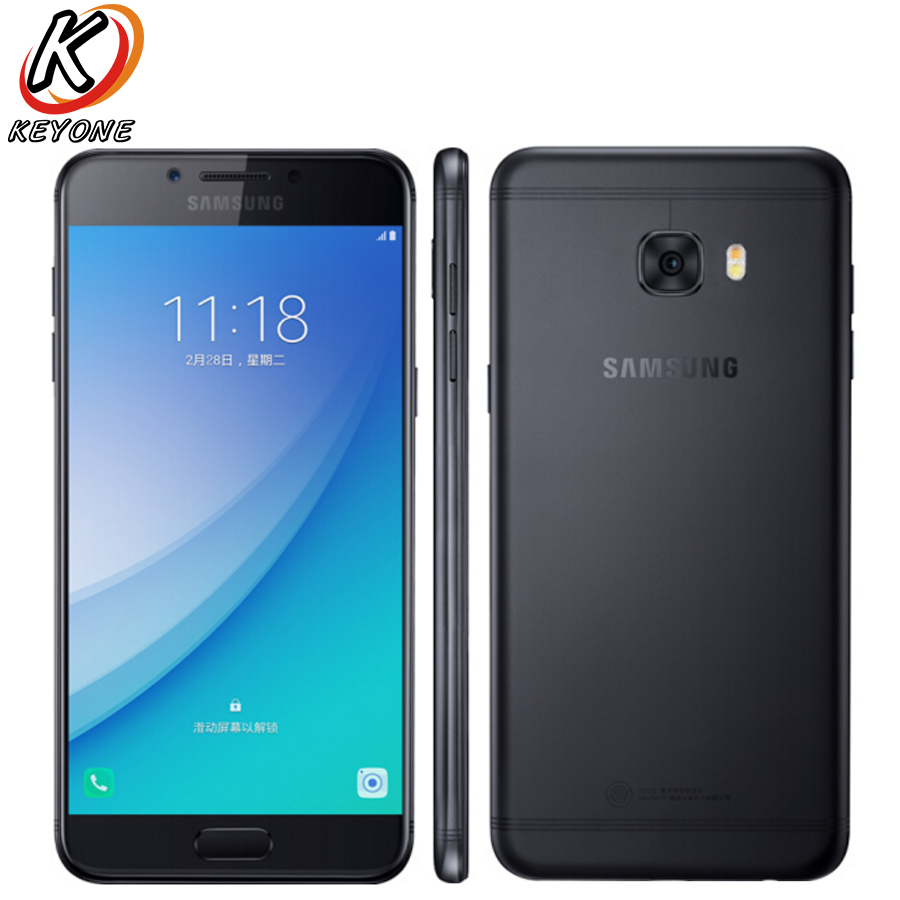 New original Samsung Galaxy C5 Pro C5010 Mobile Phone 5 2 4GB RAM 64GB ROM Snapdragon