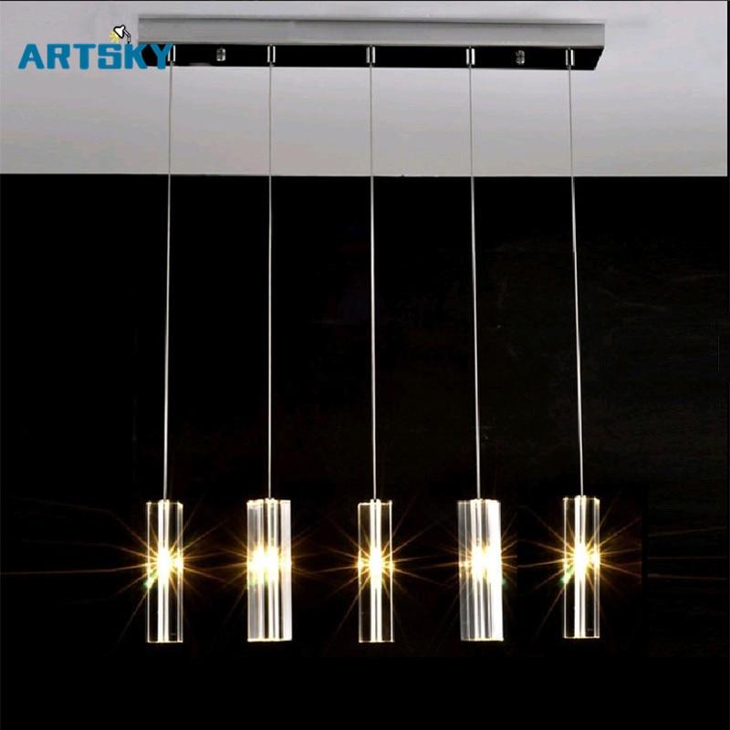 Hanging Dining Room Lamp LED Pendant Lights Modern Kitchen Lamps Table Lighting For Home