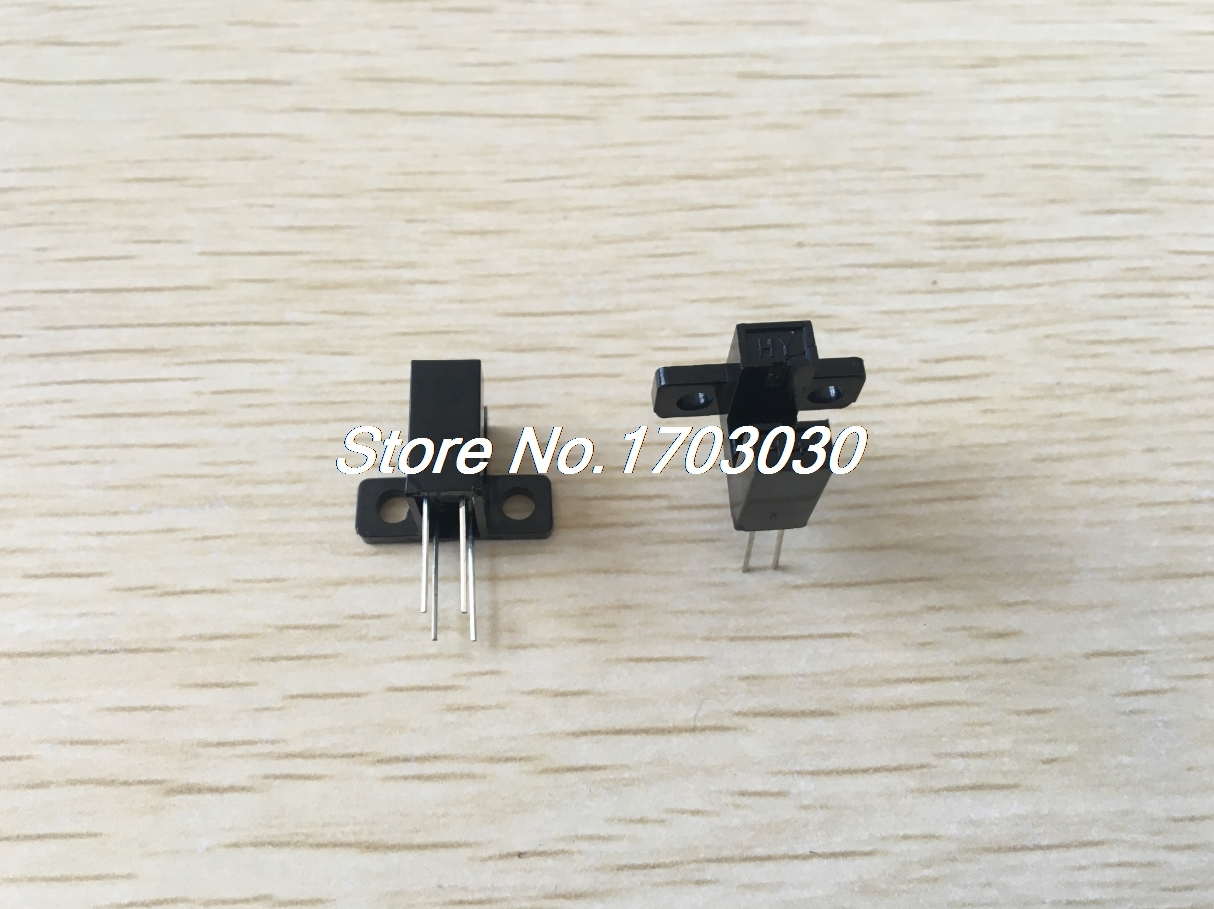 1/5 Slot Photo Interrupter Optical Switch HY505  8 Pcs new opto optical endstop end stop switch cnc optical endstop using tcst2103 photo interrupter