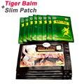 64 Unids Rojo Vietnam Tiger Balm Pain Relief Patch + 50 Unids Remiendo Delgado Perder Peso Corporal Conformación Masajeador de Salud cuidado D0003