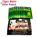 64Pcs Vietnam Red Tiger Balm Pain Relief Patch+50Pcs Slim Patch Lose Weight Body Shaping Massager Health Care D0003