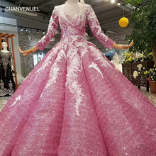 CHANVENUEL evening dresses party dress floor length