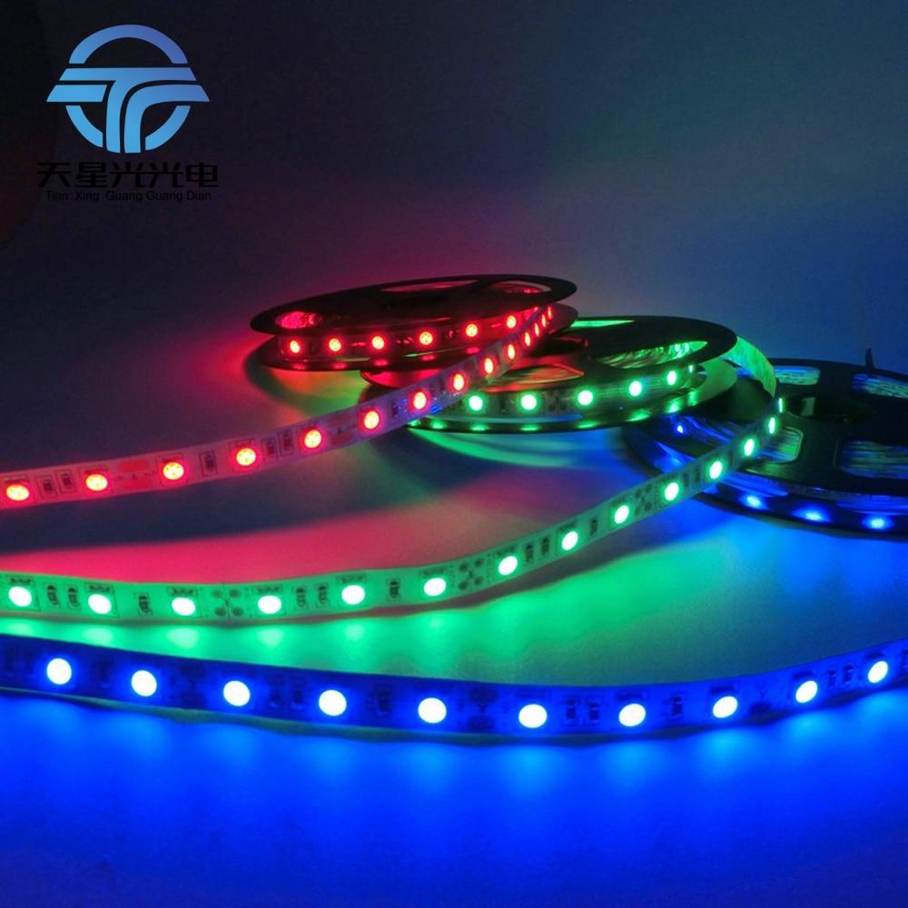 TXG Ingyenes szállítás LED szalag 5050 DC12V Rugalmas LED fény - LED Világítás - Fénykép 5
