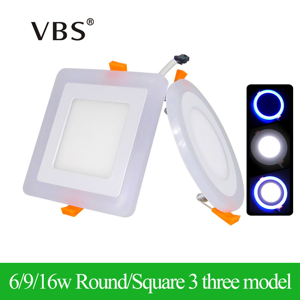 New Design LED Panel Downlight...