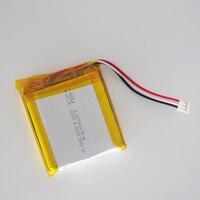 Shenzhen Technology 125055 4000mah 3 7v Lithium Polymer Battery 3 7V Volt Li Po Ion Lipo