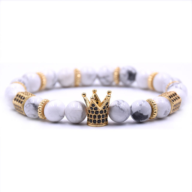 Colour Beaded Crown 6
