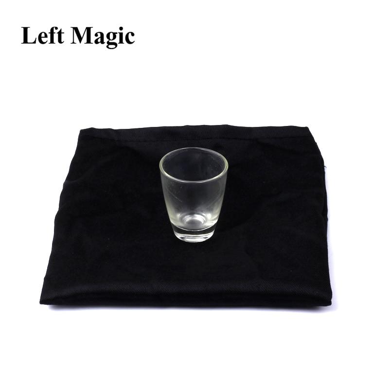 Sure Shot By Scott Alexander (with Bag) Magic Tricks Appear A Cup Liquid Magic Props Close Up Magic Accessories Illusion Comedy