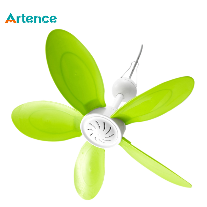 Considerate Mini Fan Air Cooler Ventilador Ceiling Fan Household Mute Energy Saving Fan Abs Hanging Fan For Home Wentylator Room Cooler 220v Refreshing And Enriching The Saliva Fans Household Appliances