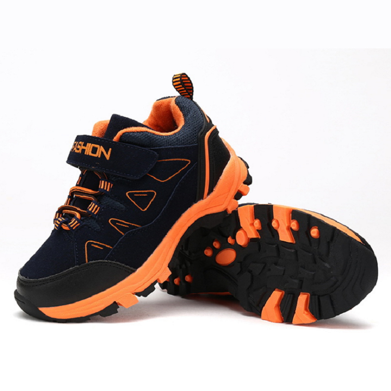 Fashion children shoes anti-skid comfortable children sneaker Keep warm boys shoes girls Shoes thick Kids Sneakers glowing sneakers usb charging shoes lights up colorful led kids luminous sneakers glowing sneakers black led shoes for boys