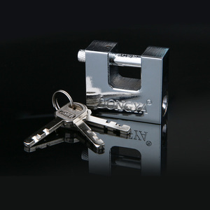 Anti-theft, tamper, waterproof, never rust,so safety security,padlock,locks 50mm, key atom, copper Blade idling cylinder(China)