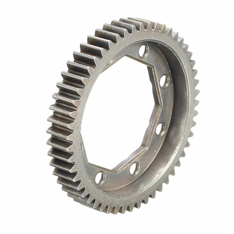 1pc Brand New Metal Spur Gear 52T For JLB Racing CHEETAH 1/10 Brushless RC Car