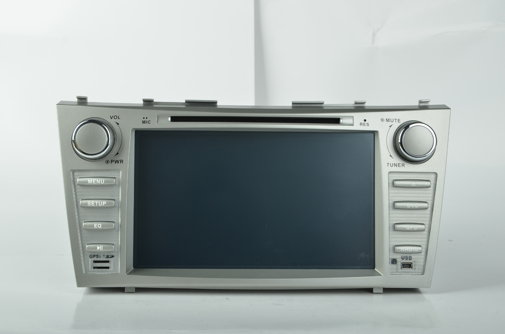 android 7.1.1 quad core 1024*600 HD LCD car dvd player for toyota camry 2007 2008 2009 2010 2011 gps navi 3G RADIO DVR wifi