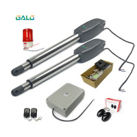 Home security system gate electric motor automatic swing door opener