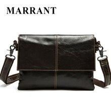 MARRANT Genuine Leather Men Bag Men Messenger Bags Shoulder Crossbody Bags for Man Handbag Casual Men's Leather Bag Hot Sale