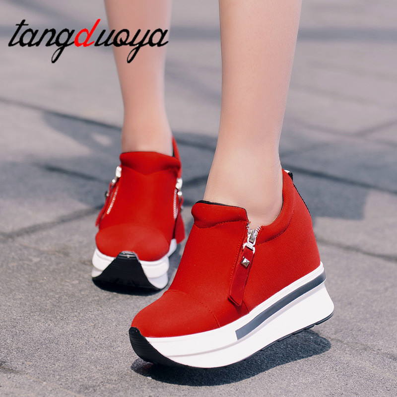 2019 spring and autumn women shoes casual shoes comfortable platform women shoes high heels enhanced shoes invisible wedge2019 spring and autumn women shoes casual shoes comfortable platform women shoes high heels enhanced shoes invisible wedge