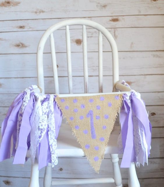 online shop new baby first birthday party lace bunting the kid 1st