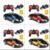 Rc Crianças gravidade sensing volante carro de controle remoto luzes de controle remoto de carga carro de corrida de carros de brinquedo