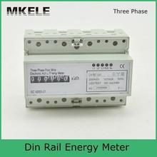 230/400 V 10(100) A 3 фазы 4 провода соединения испытательный стенд, цифровой счетчик энергии LEM021AG