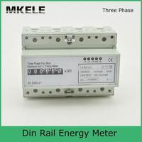 MK LEM021AG 3 4 Wire Connection Three Phase Energy Meter Test Bench Digital Energy Meter