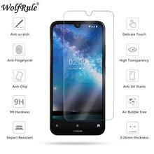 מסך מגן עבור Nokia 2.2 זכוכית קשיות מגן מזג זכוכית עבור Nokia 2.2 טלפון זכוכית עבור Nokia 6.2 7.2 4.2 2.3 5.3