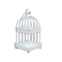 Europe Style Iron  Candle Holders Bird Cages Candlesticks Home Decorative Wedding Decor
