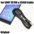 100% Original USB Cable For Sony EC700 1.4M EC450 1M USB Data Sync & Charge Cable for Sony digital camera free shipping