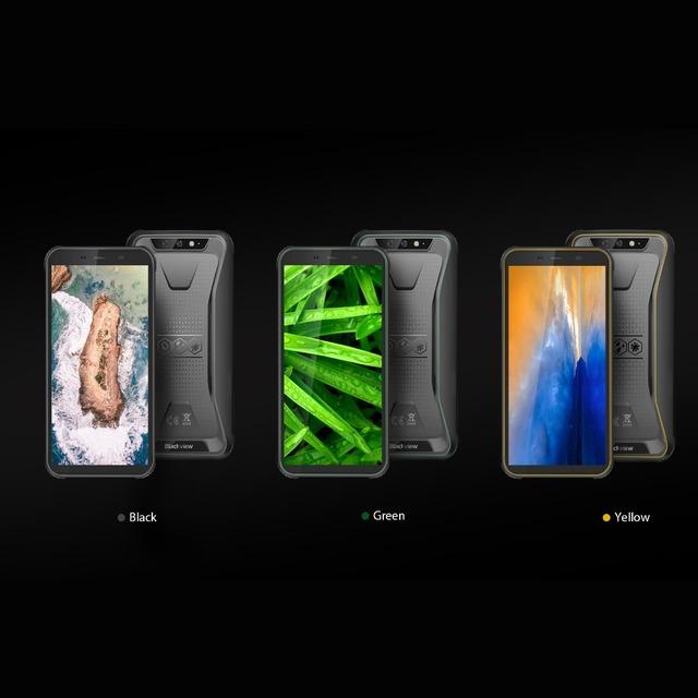 Blackview BV5500 IP68 Waterproof Mobile Phone