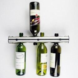 weinregal bar möbel aus edelstahl weinregal bar wand küche halter flaschen stücke heimtierbedarf guter deal wine page outils et équipements de jardin