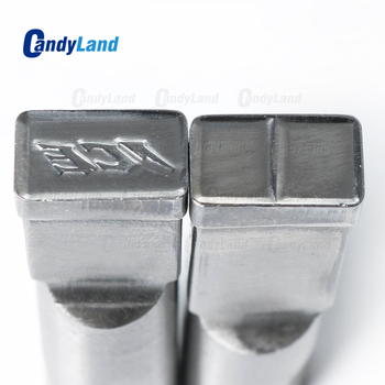 CandyLand ICE Tablet Die Pill Press Die Candy Punch Die Set Custom Logo Punch Die Cast Pill Press For Tablet TDP Machine