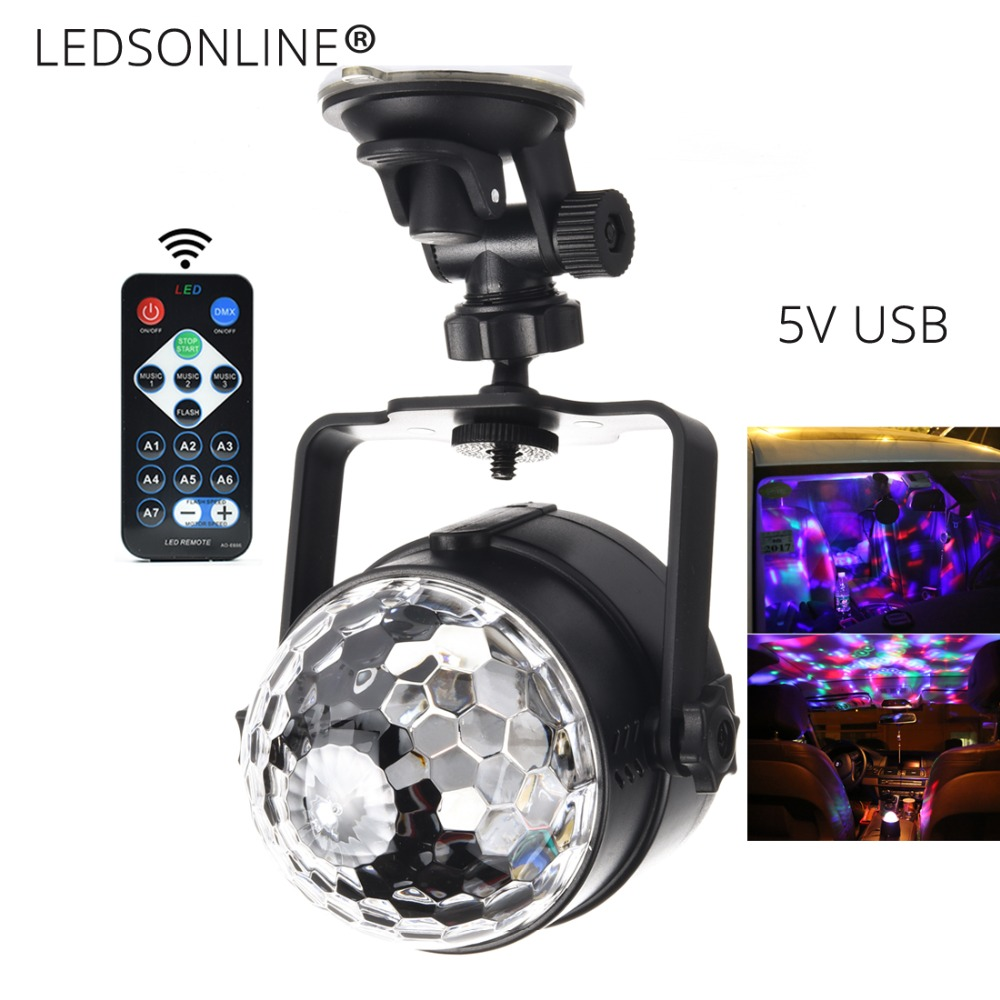все цены на Car use DC 5V 3W LED Party Lights StageCommercial Bulbs Holiday Lamps Novelty Outdoor Accssories Night Professional Engineering онлайн
