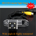 Camera Car Rear View Camera With 4 LED HD CCD Camera For Volvo S40 V40 V50 1995-2012/XC60 2008-11/XC90 03-11/S80 98-10/C30