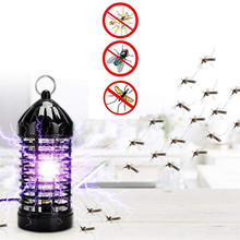 2pcs Electronics Mosquito Killer LED Anti Repeller Bug Zapper Lamp Electronic Repellent Trap EU&US Plug