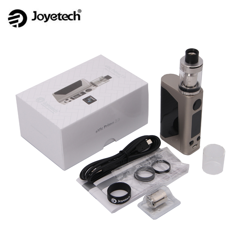все цены на Joyetech eVic Primo 2.0 Box Mod 228W with 5ML UNIMAX 2 Tank Vape Updated from E-Cigarettes Evic Primo 200W Electronic Cigarette