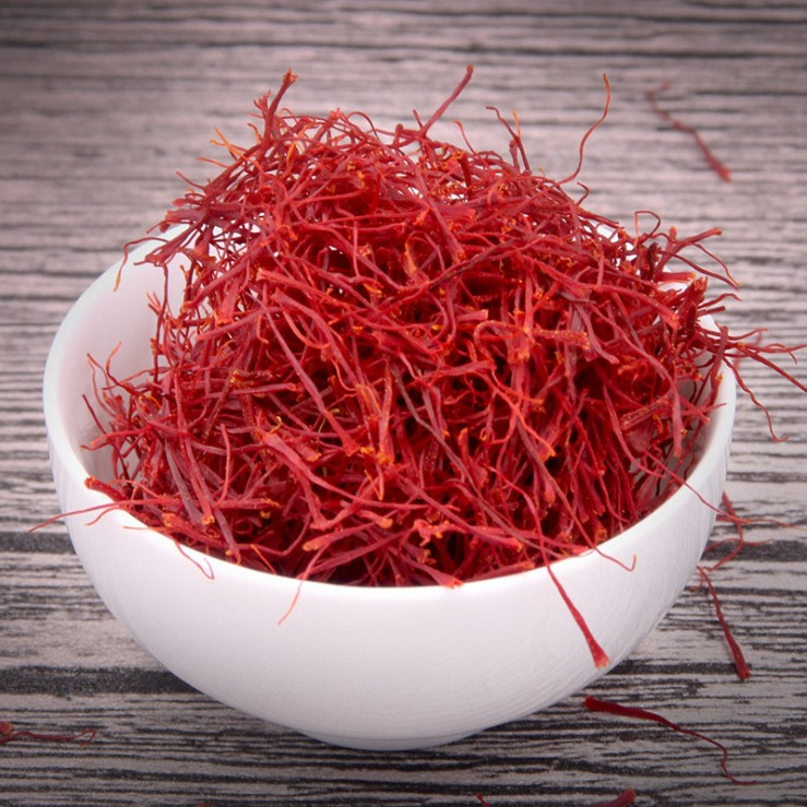 100% Natural Saffron Crocus(China)