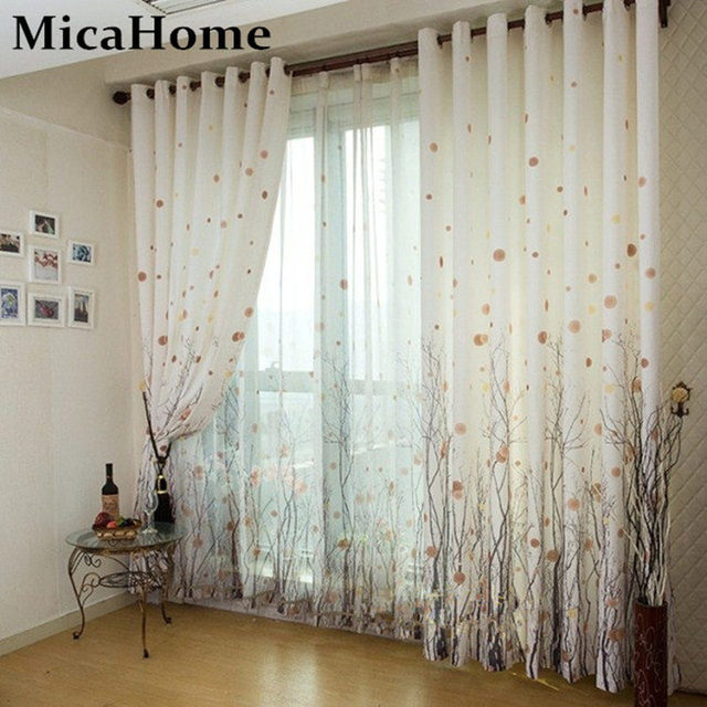 Modern Bedroom Window Curtains cheap tree of life simple and modern high end living room bedroom