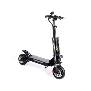 Image 5 - 8/10/11 inch Double Aluminum Alloy Drive Frame Electric Scooter Frame